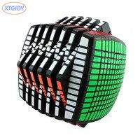 1 шт. Лидер продаж MOYU 13 слоев 13x13x13 куб скорость Magic Puzzle образования Cubo magico игрушечные лошадки мм (136 мм)