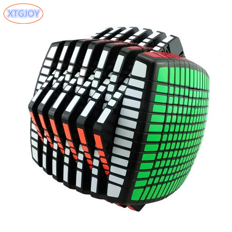 1Pcs Hot Sale MOYU 13 Layers 13x13x13 Cube Speed Magic Puzzle Educational Cubo magico Toys (136mm)