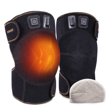 Electro-thermal Keep Warm Moxibustion Outside Heating Knee Pads Physiotherapy Instrument Leg Warmers mymei cotton knee pads kids anti slip crawl necessary baby knee protector leg warmers