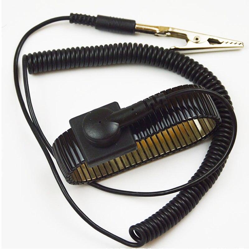 PU антистатична лента за китка Esd китка - Сигурност и защита - Снимка 2