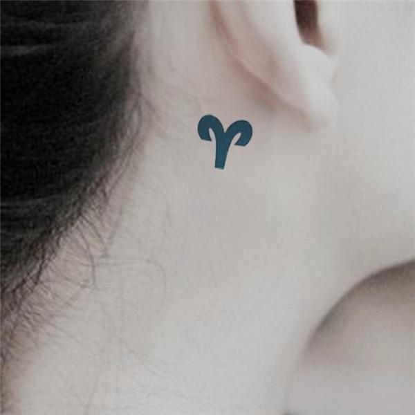 Us 079 Arabski Hc1018 Harajuku Wodoodporna Fałszywy Tatto Tatuaż List Projekt Transferu Wody Naklejki Tatuaże Tymczasowe Tatuaże Tatuaż Naklejka W