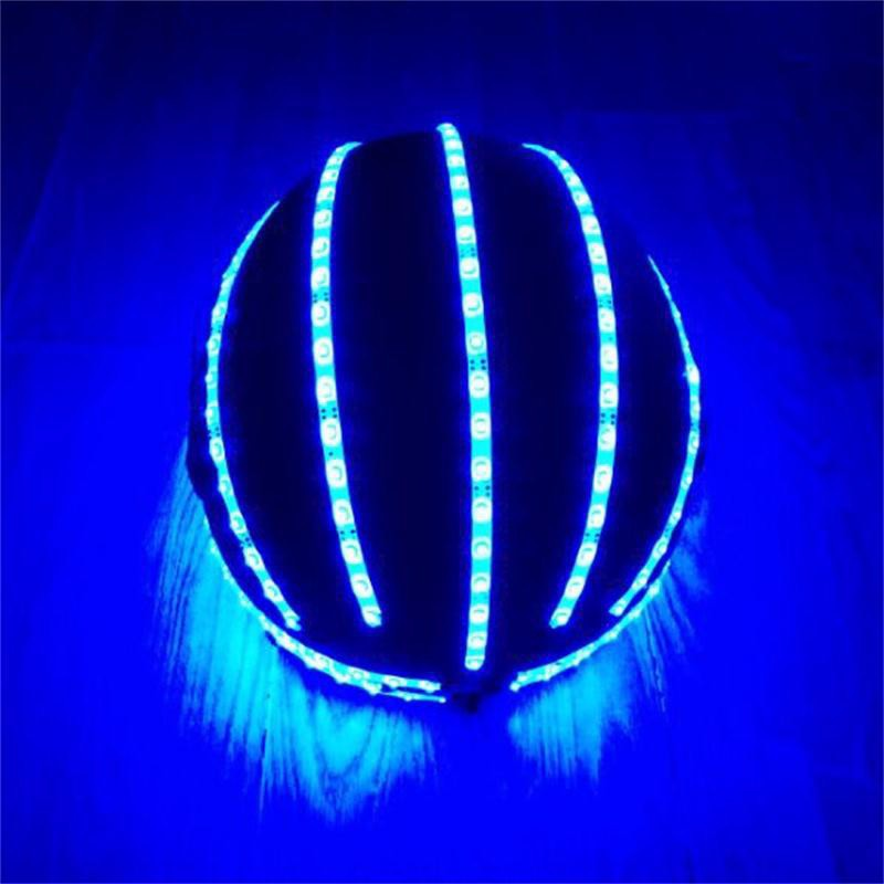 LED helmet 1