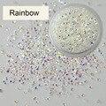 1440 pcs (1.1/1.2/1.3/1.4/1.5/1.6mm) Strass Cristal 3d Minúsculo Zircon Rainbow Pedras Da Arte Do Prego para Dicas Celular Decor NC234