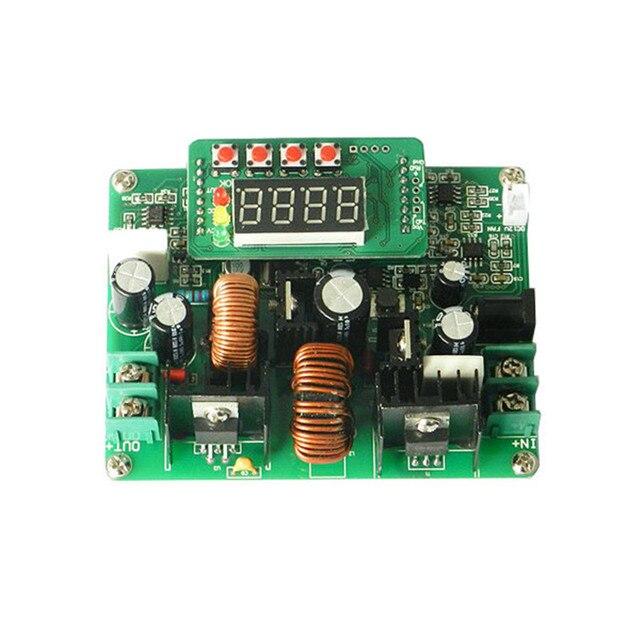 1Pc D3806 Cnc Dc Constante Stroom Voeding Step Down Module Voltage Ammeter