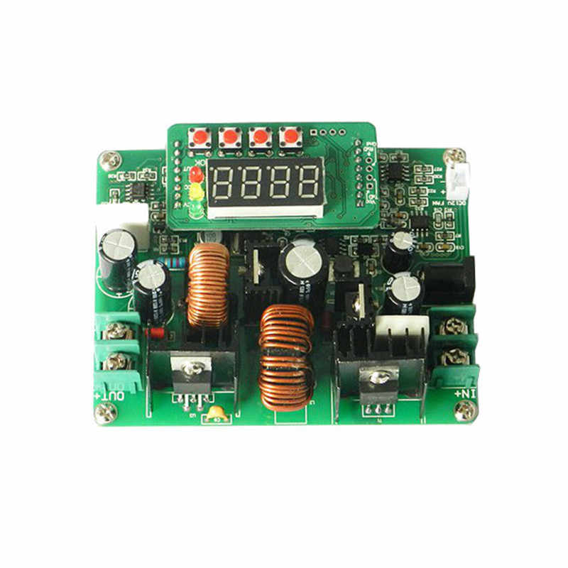 1Pc D3806 Cnc Dc Constante Stroom Voeding Step Down Module Voltage Ammeter