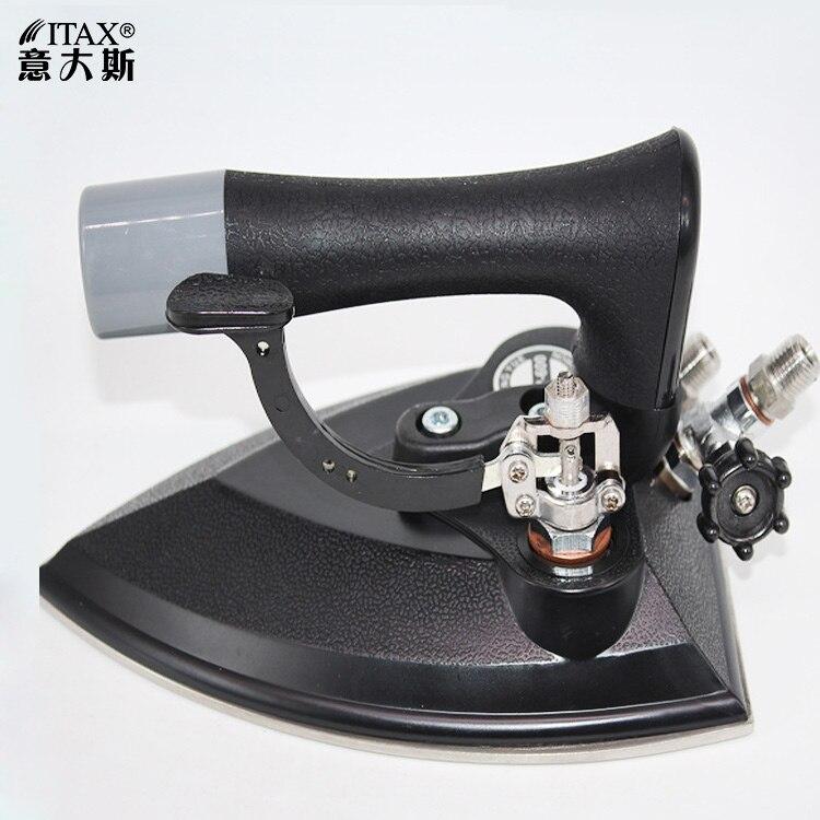 Fabbrica di abbigliamento Lavanderia A Secco Ferro Da Stiro Elettrico Presse Tipo di Atmosfera Pieno Caldaia A Vapore di Ferro S-X-3370A