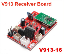 Original WLtoys V913 Receiver Board RC Helicopter Parts V913-16 Free Shipping