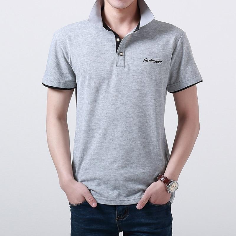 Alharbi 2019 Sommer 2 Colort/lot Männer Sport T Shirt Baumwolle Oansatz Silm Fit T-shirt Herren Verkaufsrabatt 50-70%