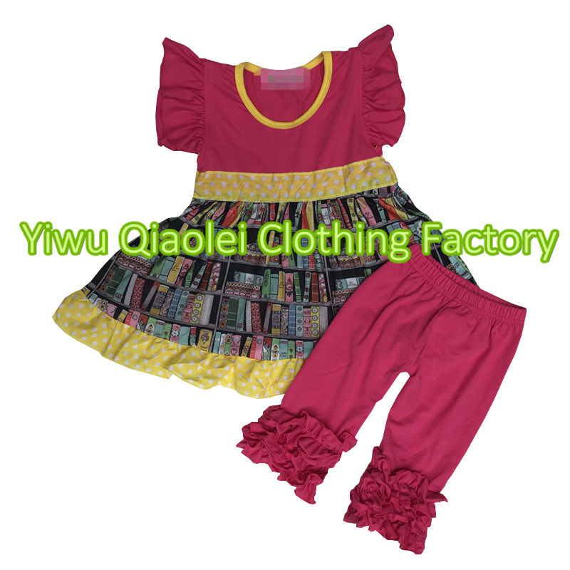 Wholesale children s boutique clothing back to school girls boutique  clothing baby girl outfits 8c10582fbf