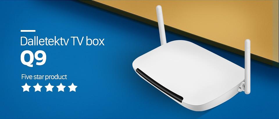 IPTV Subscription French IPTV Box SUBTV Code 12 Months Android 8.1 Smart Set Top Box IPTV Europe French Arabic Netherlands IPTV (1)