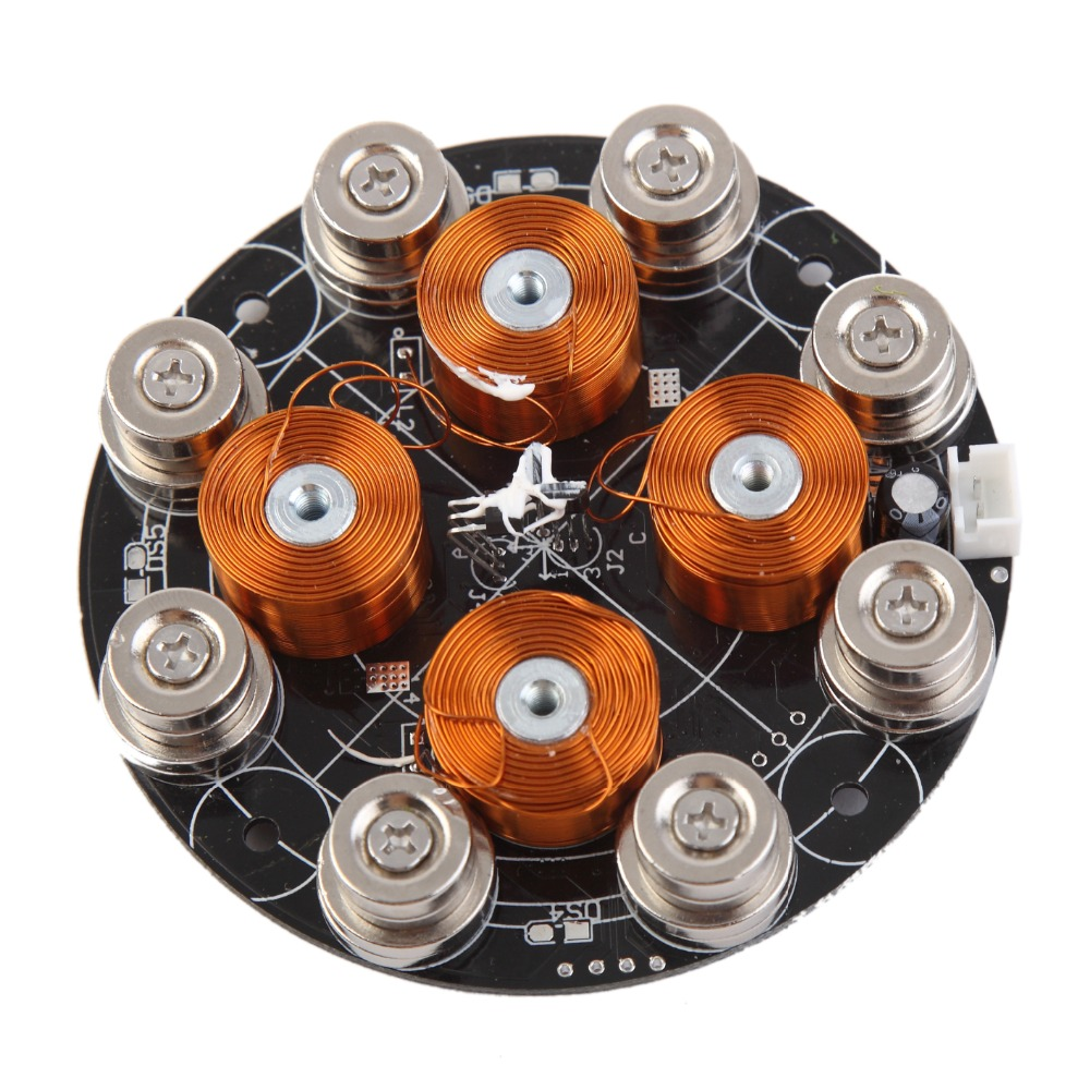 DY005 Push Down Type Maglev Levitation Module Magnetic Suspension System DIY