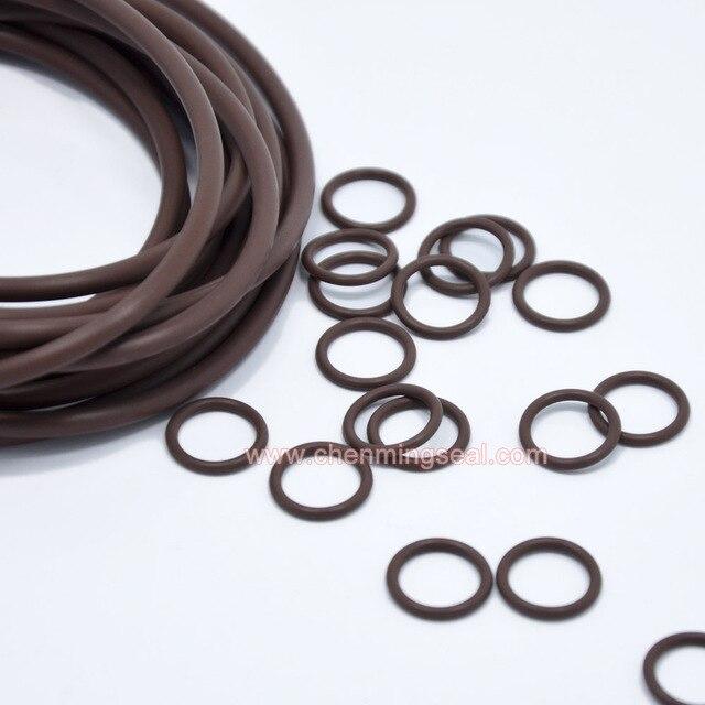 103*3.55 FKM O Ring High Temperature Corrosion Resisted Viton Rubber ...