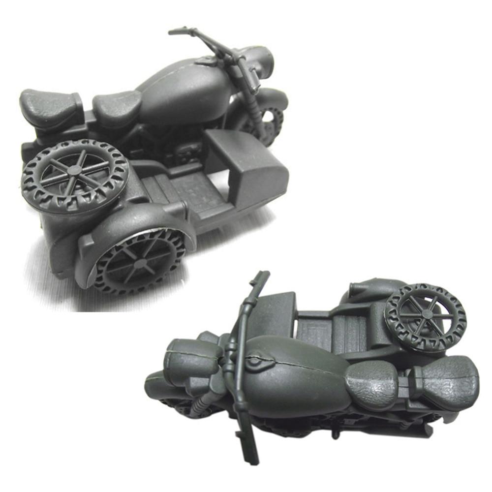 Nette Alte Welt Krieg 2 Deutschland Motorbycle Modell Action Figure ...