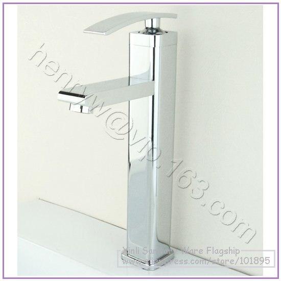 L16619-роскошный бортике хром Цвет латунь Материал горячей и холодной воды в туалете кран