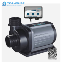 Jebao Dcs Series Dcs2000 Variable Flow Dc Aquarium Pump Submersible Water Pump Marine Freshwater Controllable Pump