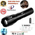 ZK30 9000LM Powerful Waterproof LED Flashlight Portable LED Camping Lamp Torch Lights Lanternas Self Defense Tactical Flashlight