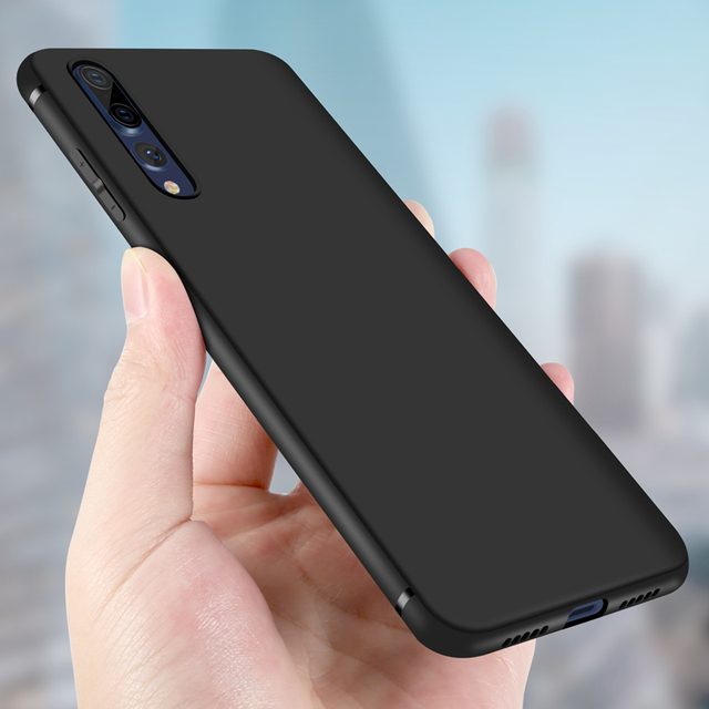 low priced db3d6 ebcc8 US $2.99 40% OFF|Toraise Ultra thin Case For Huawei P20 Lite Cases Slim  Frosted Soft Silicone Tpu Case for Huawei P20 Pro Cover for huawei P20 -in  ...
