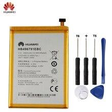Huawei HB496791EBC Phone Battery For Huawei MATE 1 Ascend MT1-U06 MT2-L02 MT2-L05 MT1-T00 4050mAh Original Battery + Tool цена и фото
