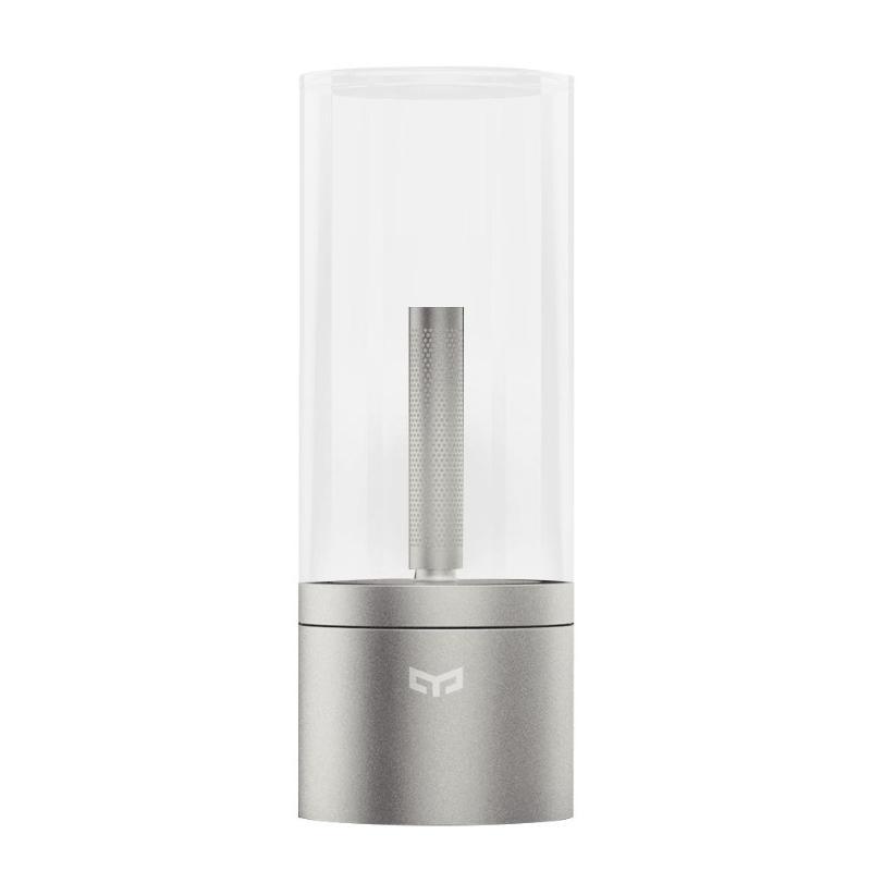 Xiaomi Yeelight Candela lampe intelligente Bluetooth USB Rechargeable bougie lumière chambre chevet atmosphère chambre gradation veilleuse