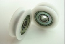 10 pcs V696ZZ V Groove Sealed Ball Bearings V groovenylon pom bearing  6x 26.5 x 8mmNEW цена в Москве и Питере