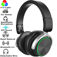 2019 Edition 3 IN 1 Bluetooth Wired And Wireless Gaming Headset For PlayStation 4 Pro, Xbox One, Nintendo Switch, PC, And Mobile