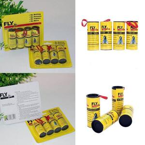 Image 5 - Sticky Fly Linten Roll Dual Zijdig Vliegt Papier Strips Insect Bug Home Lijm Flytrap Catcher Bug Mosquito Killer