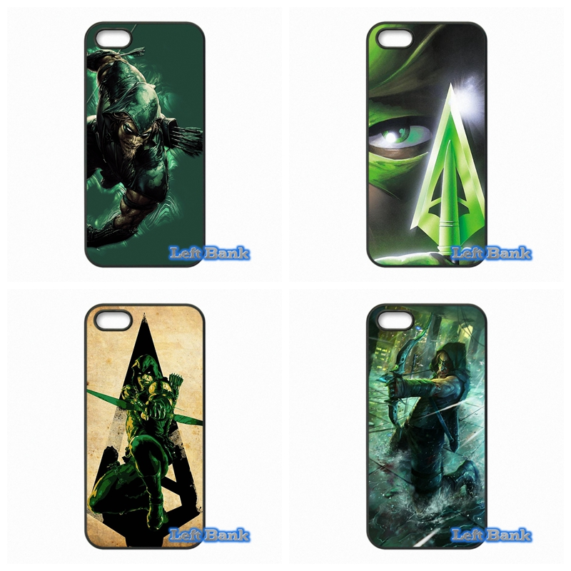 For 1+ One Plus 2 X For Motorola Moto E G G2 G3 1 2 3rd Gen X X2 Green Arrow Oliver Queen Case Cover
