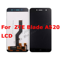 For ZTE Blade A520 100 Tested Good Quality LCD Display Touch Screen Digitizer Full Assembly Blade
