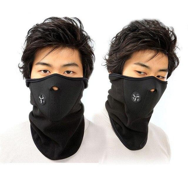 Warm Balaclava Motorcycle Face Mask Masque Ropa de Mascara Moto for Riding Cycling Motocicleta Motorbike Ski Motocross Air Veil 1