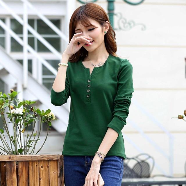 4xl Polo Women Plus Polos Polo Button Down Shirts  Xxxxl Mujer Manga Larga Big Size Polo-shirt-women Green Plain Tops Spring