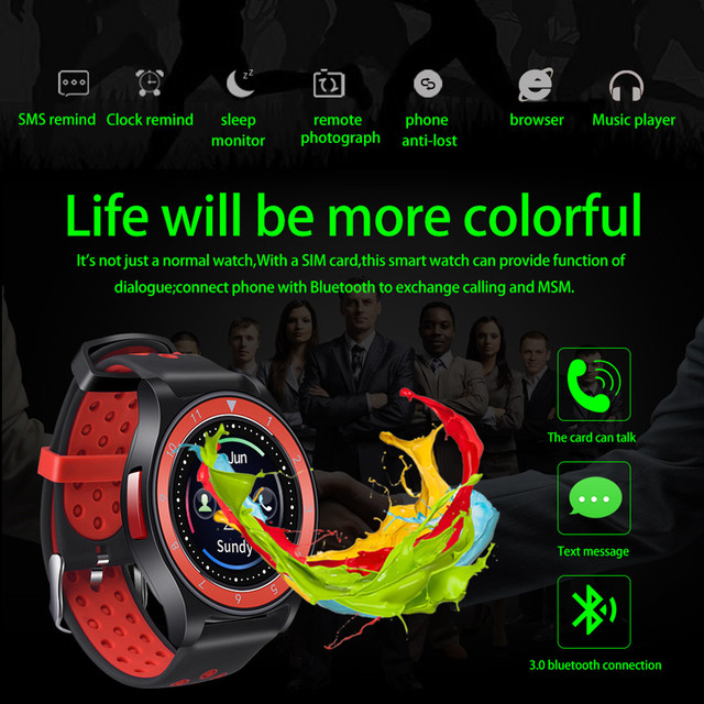 Beseneur R10 Smart Watch 1