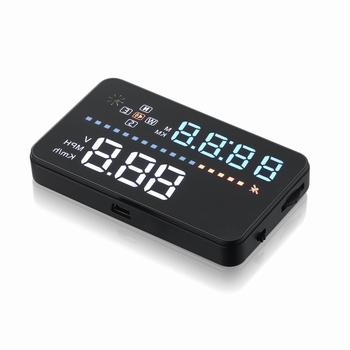 Car 3.5″ Heads Up Display Windshield Projector