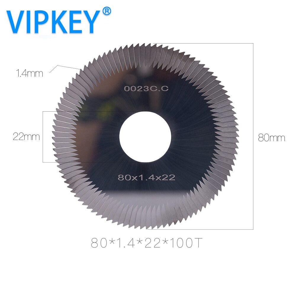 0023C C Carbide tungsten key cutter 80 1 4 22mm 100T Saw Blade mini circular blade