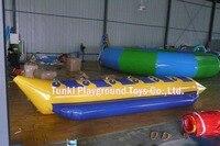 Надувная ПВХ Банановая лодка/надувная ПВХ водяная игра