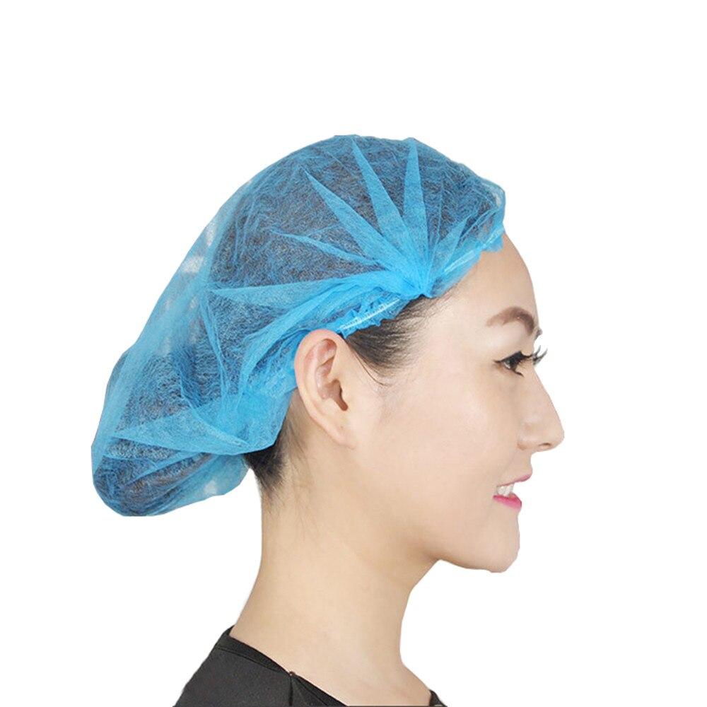 Bath & Shower Bath Waterproof Women Elastic Lace Shower Bouffant Hair Bath Cap Hat Spa Protect Fm88 Sale Price