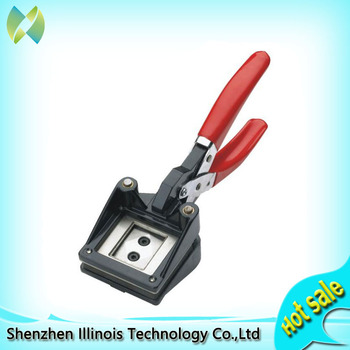 Hand Held Photo Punch Cutter,Picture Cutter, 40x60 mm Right Corner Right angle,photo cutter for photo