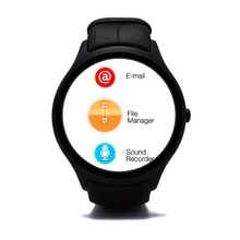 360*360 Pixels Smart Watch Android Phone ZW57 Heartrate Health Monitor With SIM Memory Card Bluetooth For iOS Android Mp3 Player