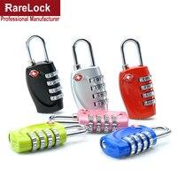 Rarelock MMS9 Tsa 조합 자물쇠 Lockf 체육