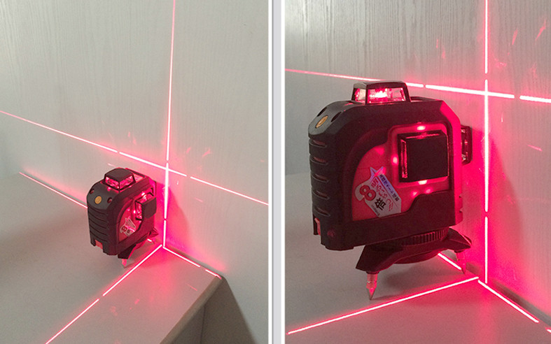 For Fukuda 12 Lines 3D Laser Level Self-Leveling 360 Horizontal And Vertical Cross Super Powerful Red Laser Beam Line