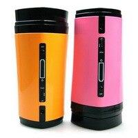 Novelty Battery Charging Rechargeable USB Powered Drinkware Coffee Mixing Tea Cup Mug Warmer