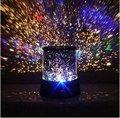 2015 Real de la Lava lámpara de noche Yang estrella de la lámpara de proyección New Romantic colorida Cosmos principal del Led proyector