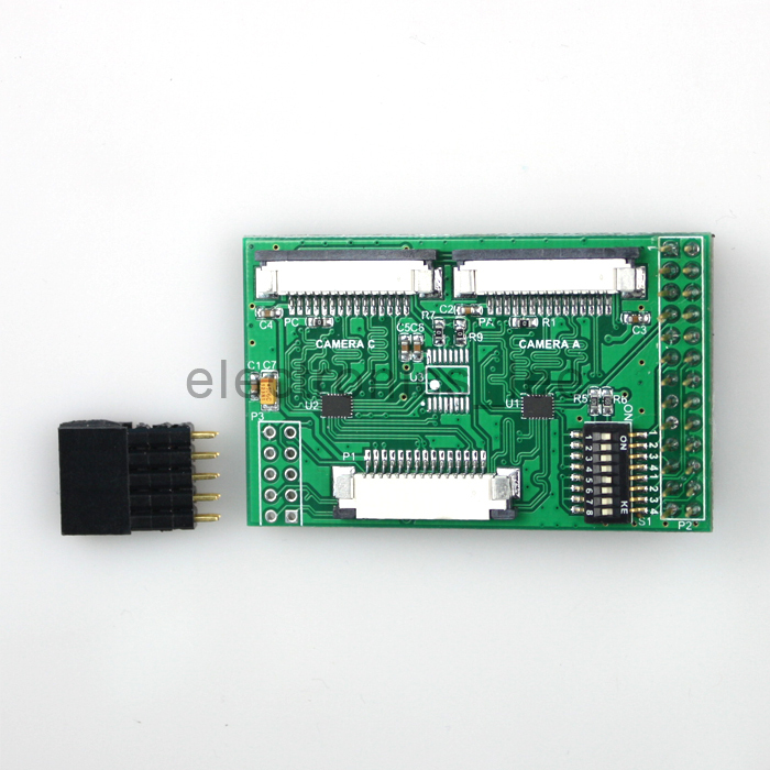 Multi camera Adapter module fully compatible for official