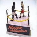 Boxe Robô Brinquedos De Lata Colecionáveis para Crianças/Adultos Presentes de Ano Novo, Engraçado Wind Up Toy Kids Brinquedos Do Vintage