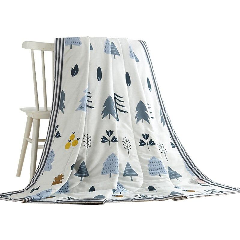 Svetanya thin quilted Quilt 150*200cm 200*230cm size bedding Throws Blanket Plaids 180x220cm