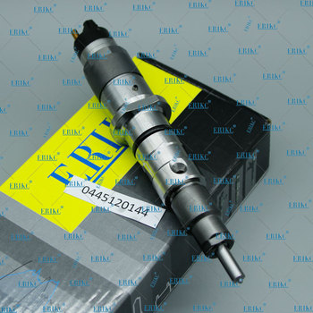 ERIKC 0445120144 Inyectores Common Rail 0445 120 144 Diesel Pump Injectors 0 445 120 144 for CASE CUMMINS 87708024 4944476