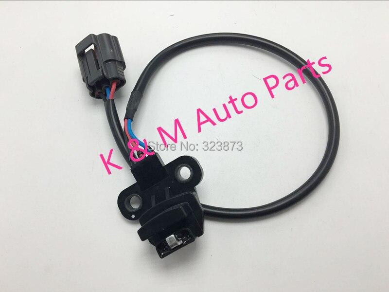 Car Auto High Quality Crankshaft Position Sensor OEM J5T26371 fits for Mitsubishi Carisma Outlander Galant Eclipse