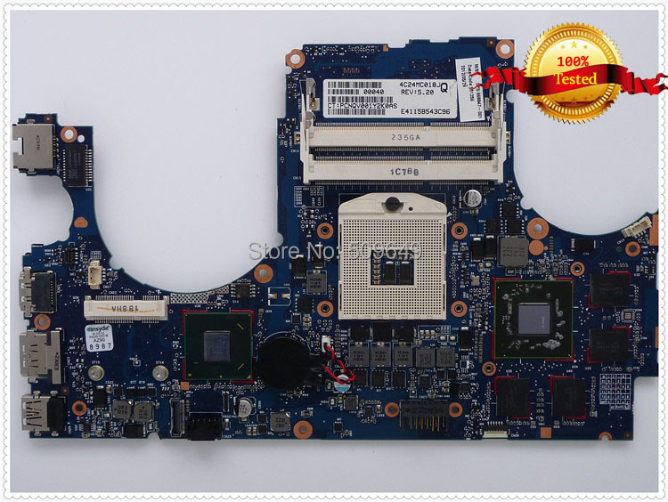 Top quality , For HP laptop mainboard ENVY15 668847-001 laptop motherboard,100% Tested 60 days warranty