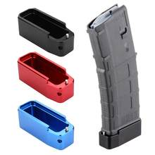 .223 5.56 Tactical PMAG Magazine Extension M4 AR15 PMAG Base Pad Hunting accessories(China)