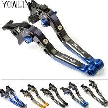 Motorcycle Folding Adjustable Brake Clutch Levers For SUZUKI Bandit GSF600S GSF 600S GSF600 S GSF 600 S GSF 250 Bandit 1996-2004