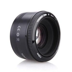 Image 3 - 永諾レンズYN50mm f1.8 yn ef 50 ミリメートルf/1.8 afレンズYN50 開口自動キヤノンeos 60D 70D 5D2 5D3 600dデジタル一眼レフカメラ